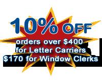 828c8179062 Spend full postal uniform allowance for 10% off