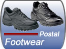 Postal Approved Uniform Footwear