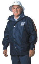 Regulation Postal Carrier Rainwear