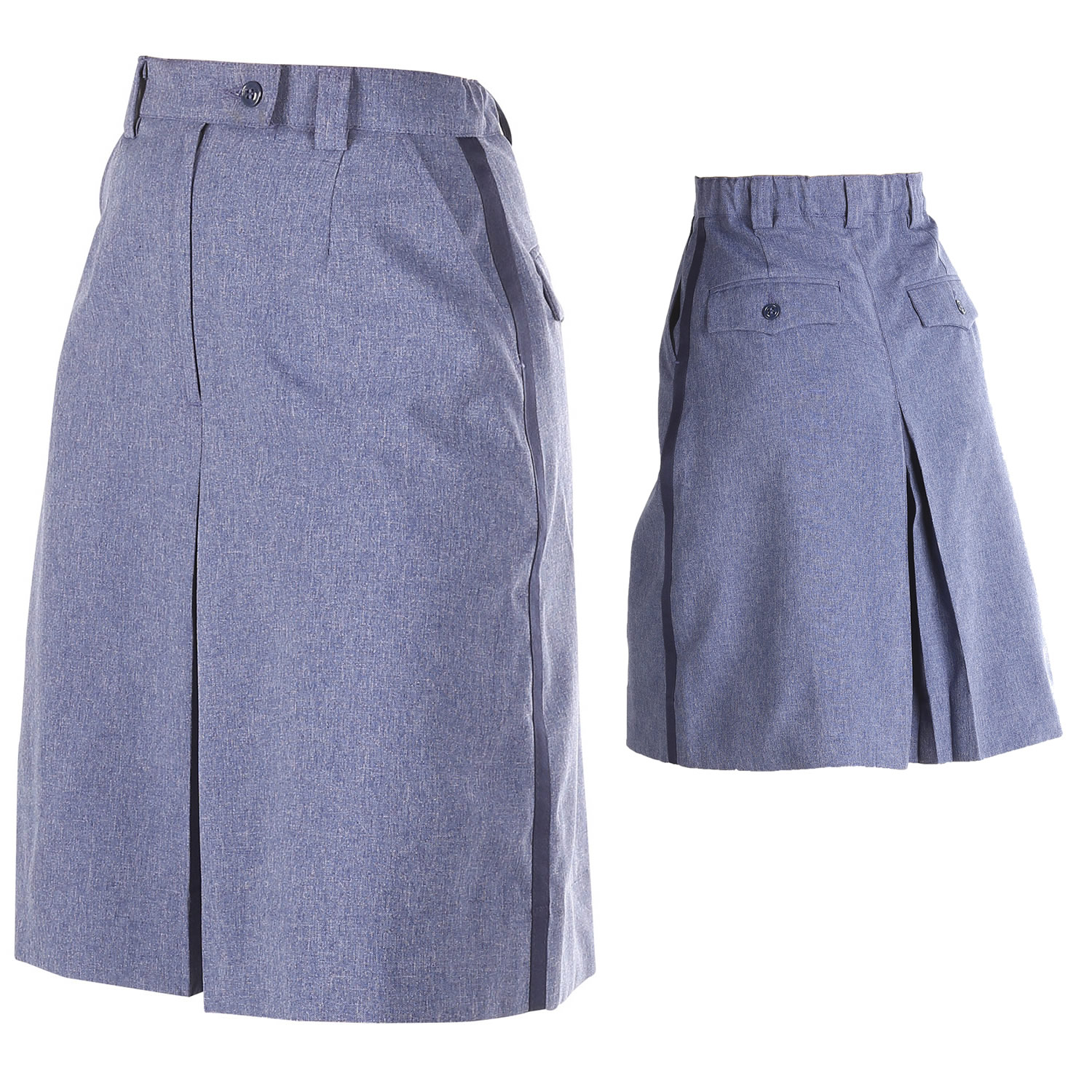 ladies postal uniform letter carrier culottes