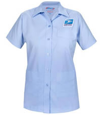 Ladies' USPS Authorized Postal Uniform Shirt Jac