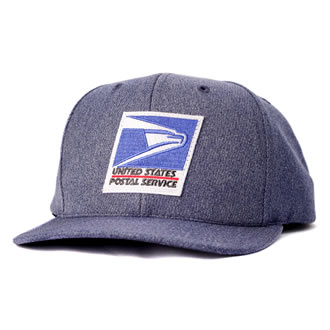 Postal Letter Carrier Uniform Winter Baseball Cap