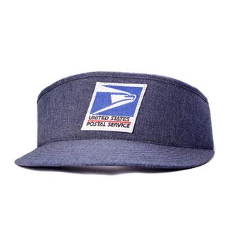 71d67449724 Postal Uniform Sun Visor for Letter Carriers