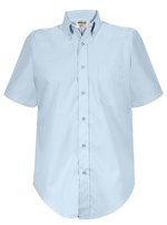 Men's Short Sleeve Retail Clerk Shirt