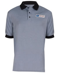 Men's USPS Retail Clerk Postal Uniform Knit Polo Shirt