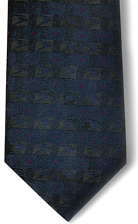 Men's Retail Clerk Four-In-Hand Tie